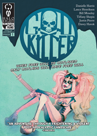 Godkiller episode 1 in stores Oct 6